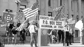Who Created the Ku Klux Klan ?