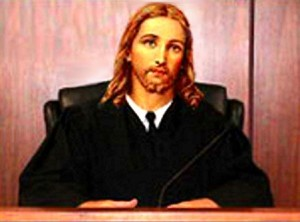 Judge Jesus