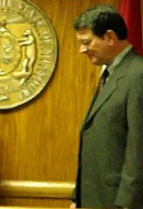 Criminal Judge Mark Stephens