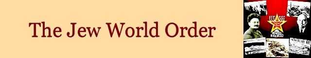 The Jew World Order