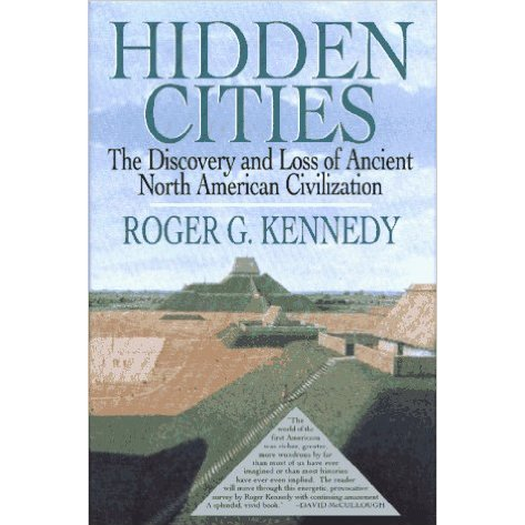 Hidden Cities by RG Kennedy