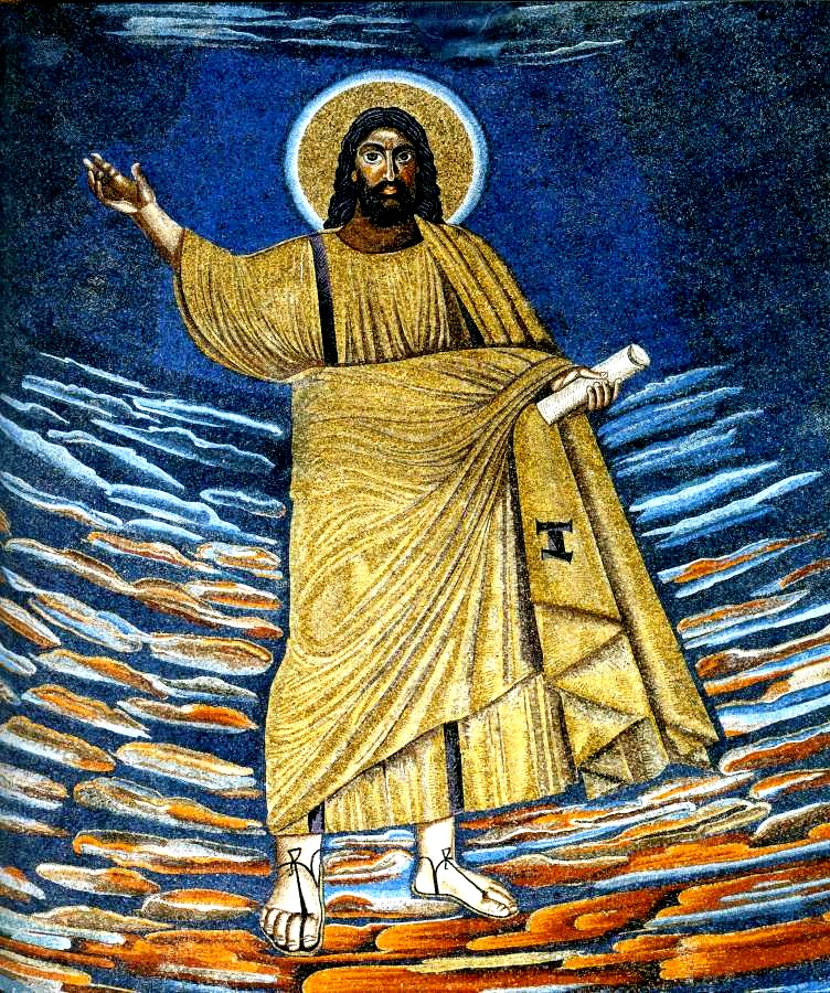 Christ at the Second Coming