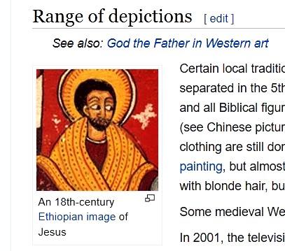 Range of Depictions